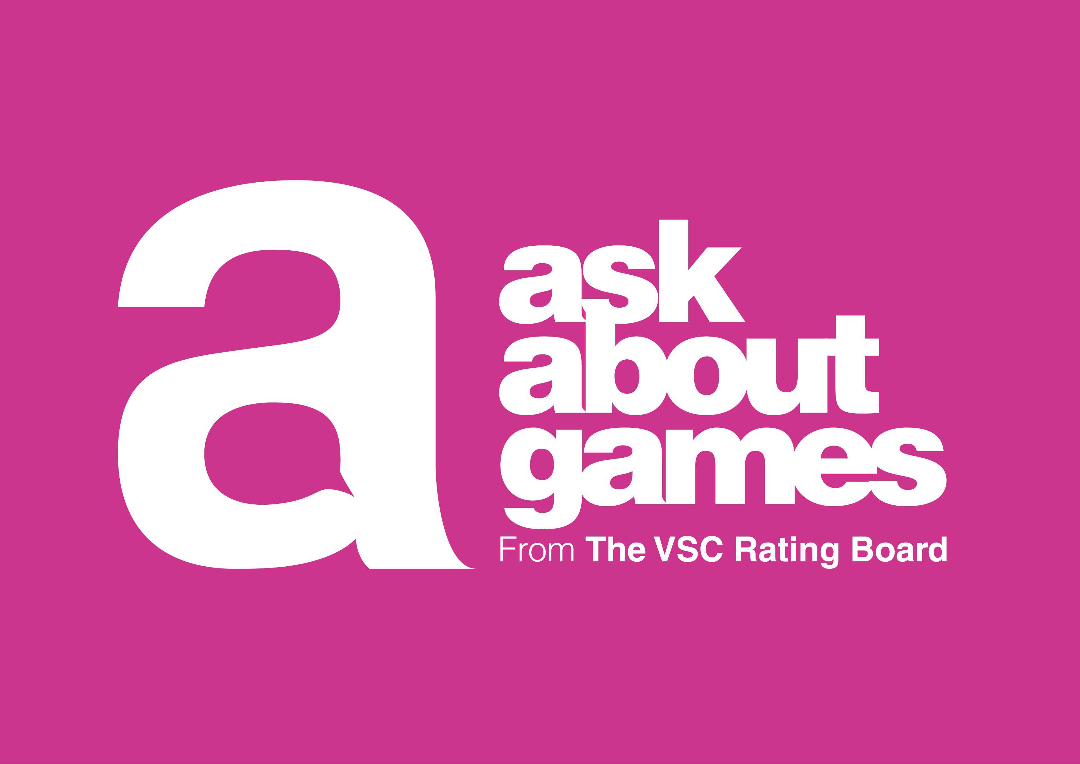 ask about games logo